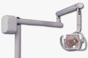 Articulação e Cabeçote refletor