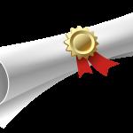 certificado curso manutenção odonto